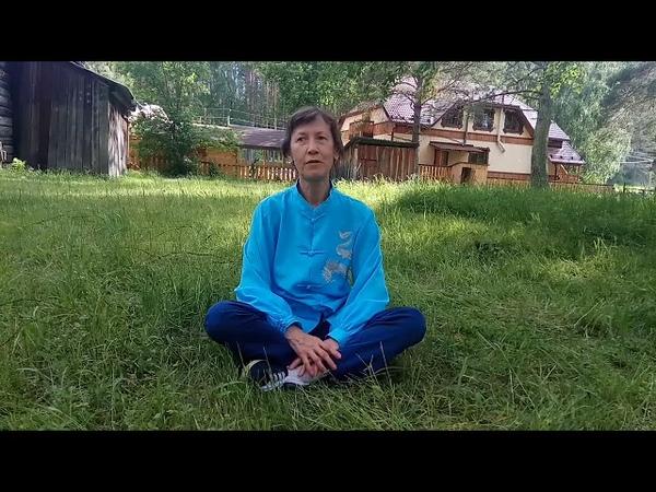 Интервью ученицы Сибирской Школы Тайцзицюань Ольги Шестаковой (Томск)