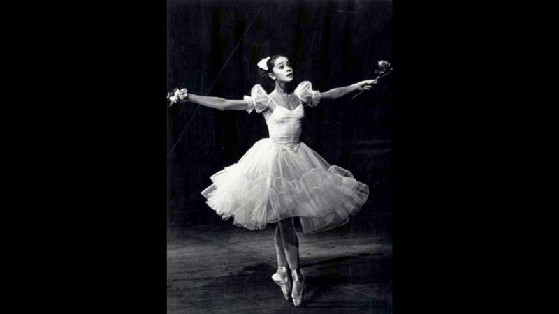 Юный Ангел балерина Надя Павлова фото и видео Период Пермского хореографического училища