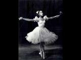 Юный Ангел балерина Надя Павлова, фото и видео. Период Пермского хореографического училища.