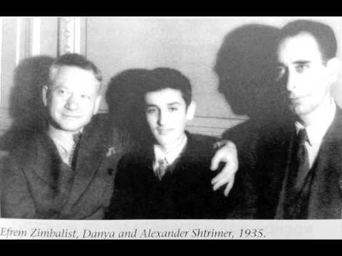 Daniil Shafran plays Tchaikovsky Rococo Variations Op.33 (2 of 2)