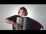 Аккордеон Kaoma -- Lambada (by Natalia Cerqueira)