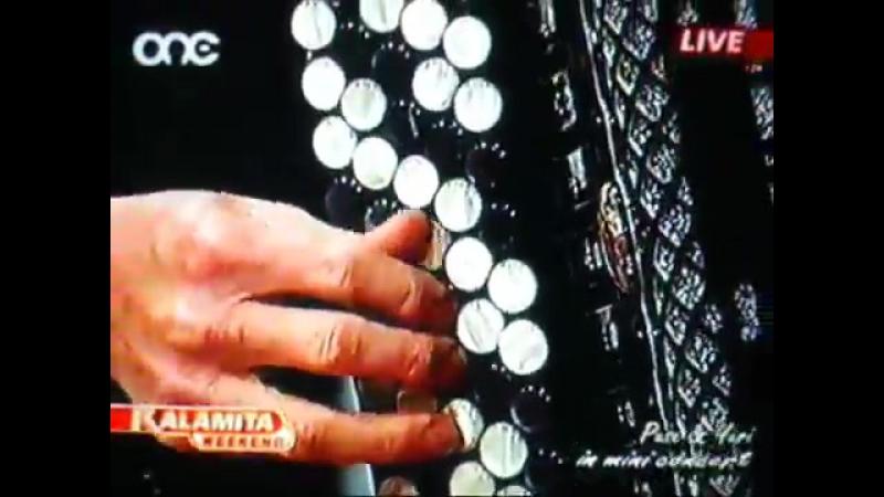Virtuoso accordion - Flick-flack live on TV. Карусель