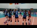 Победный танец наших девочек U17