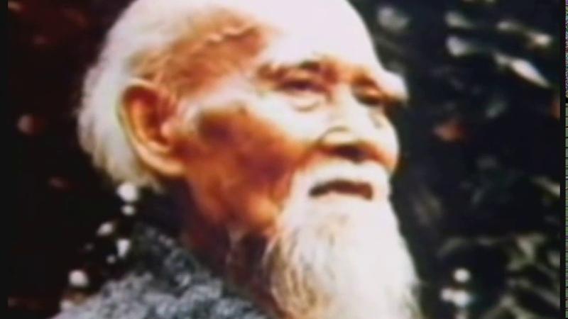Aikido. Morihei Ueshiba Techniques