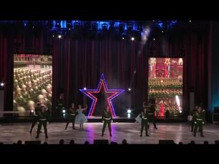 ПАТРИОТЫ - Жить (12-й фестиваль военной песни КАТЮША 2017)