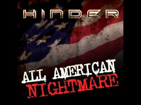 Hinder - The Life (ALL AMERICAN NIGHTMARE NEW SONG)