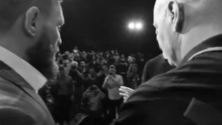 Пресс конференция Конора и Хабиба на UFC 229
