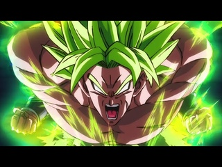 Dragon Ball Super: Broly Trailer 3 HD