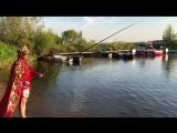 Просто Сергей Зверев на рыбалке....