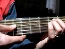 Фанфары на гитаре - разбор