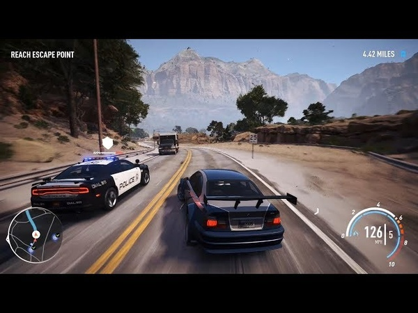 Need For Speed Payback - LV399 BMW M3 E46 GTR Performance is a disgrace to MostWanted 2005