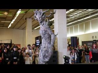 Выступление Ichi (Spriggan из The Elder Scrolls V Skyrim)