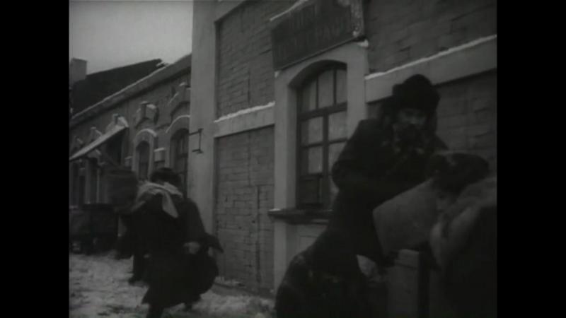 «Золотой эшелон» (1959) - военный, реж. Илья Гурин