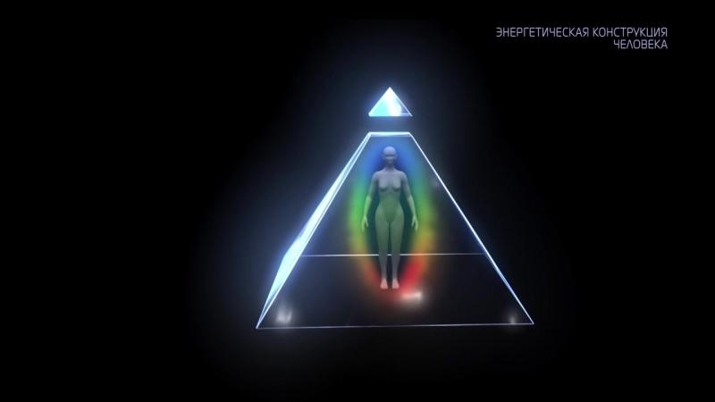 Энергетическая конструкция человека (Allatra Science)