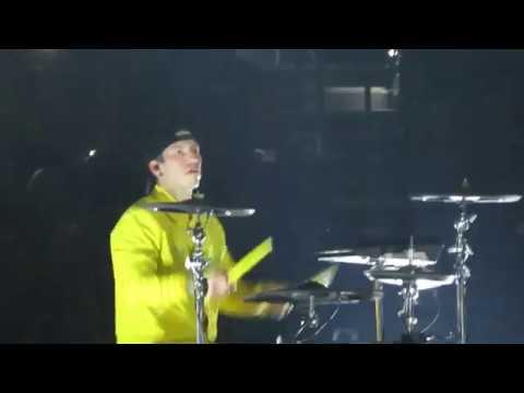 Taxi Cab Neon Gravestones and Bandito Bandito Tour Tampa FL Amalie Arena 11 3 18