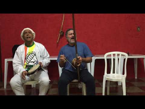 UNICAPOEIRA: Gr. Meia Lua/26abr62. Clube Cultural Tiguera. Polêmico, Professor, Ana. Tr. 07ago18