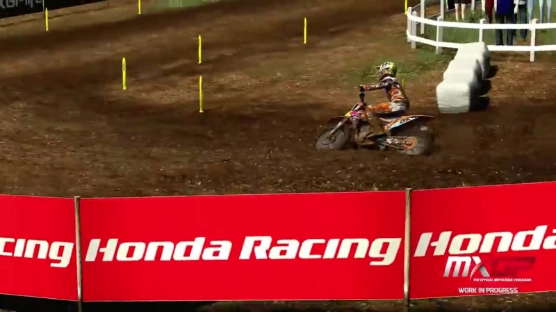 [ContraNetwork] MXGP - The Official Motocross Videogame - Gameplay Trailer