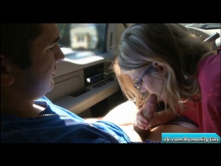 Мамочка сосет сыну в машине | Cory Chase incest mom son taboo blowjob mother mommy milf инцест мамочка минет табу мамка зрелая
