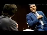 Кассиус Клей (Мухаммед Али) о толерантности