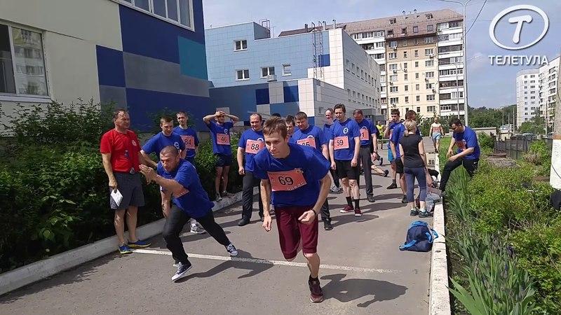 75 сотрудников предприятий тульской площадки ПМХ сдали нормы ГТО