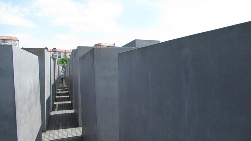 Берлин. Мемориал жертвам Холокоста