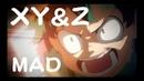 【MAD】僕のヒーローアカデミア/我的英雄學院『XY Z』