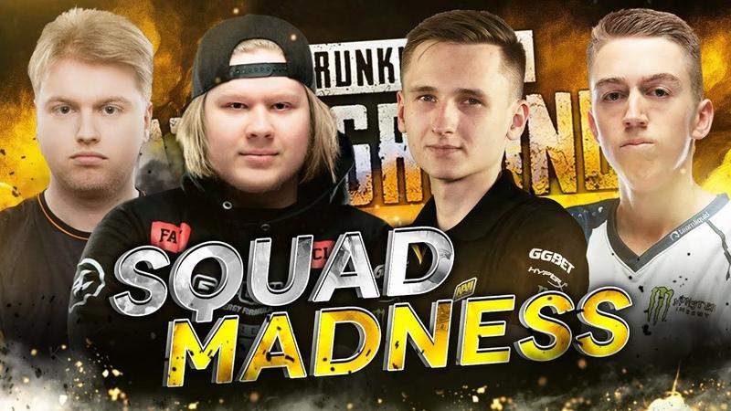 Squad madness Ubah Jembty Ibiza Lore