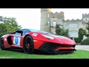 Supercars Cannonball Ireland 2018 Dublin