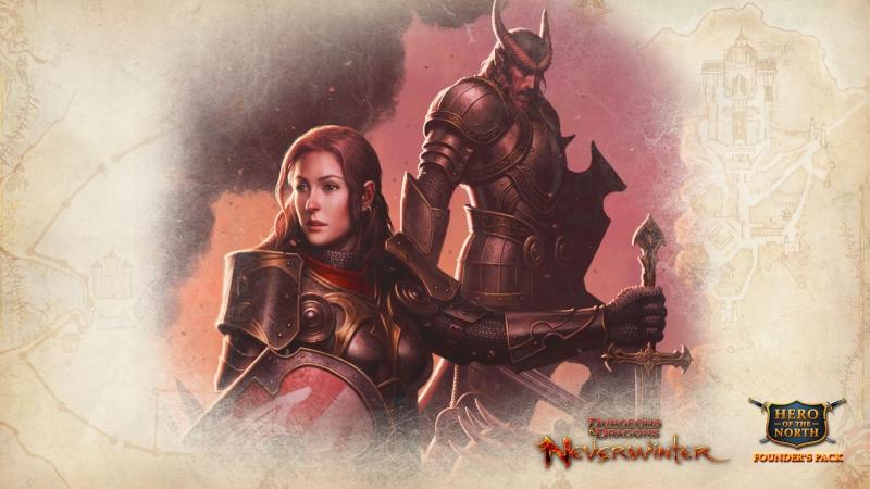 Приключения Noooba в MMO Neverwinter Online