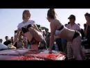 BMW car wash super sexy strip show with chic girls