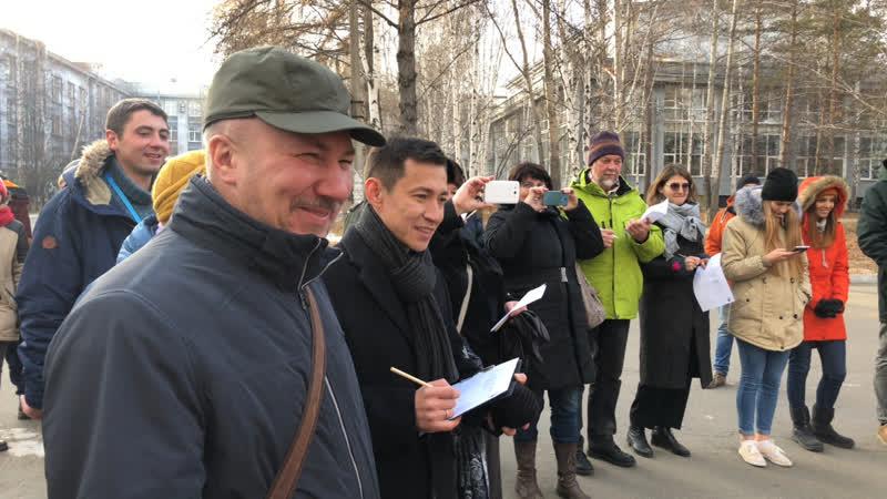 Презентация арт-объектов ПРОДОЛЖЕНИЕ