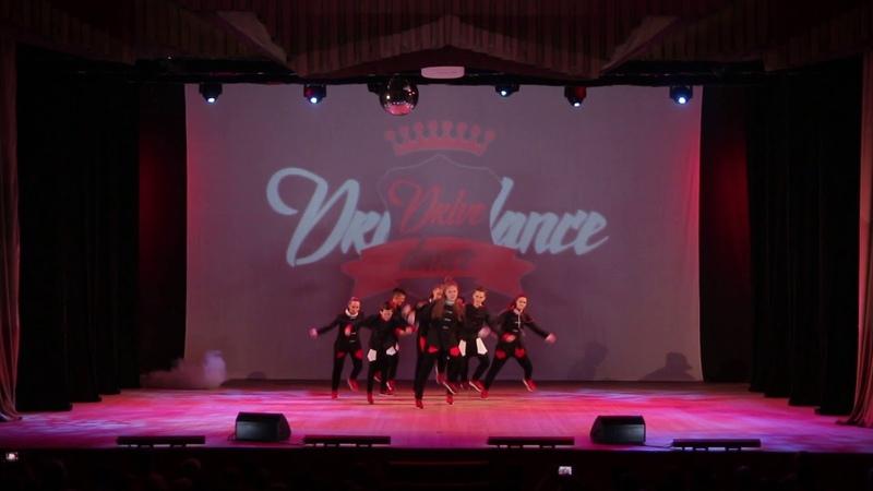 Команда ID-66(Hip-hop/Krump 11) студии DRIVE DANCE/г. Нижний Тагил/