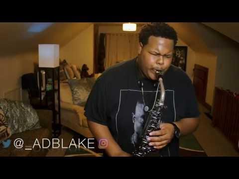 Don't Kill My Vibe Members Only X Kendrick Lamar (Ashton Blake Saxophone Cover)