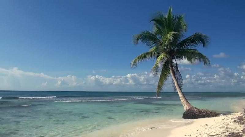 Океан релакс видео. Шум волн моря