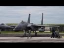 Kadena AB F 15 Eagles arrive in preparation of Valiant Shield 2018 ANDERSEN AFB GUAM 07 09 2018