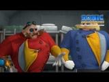 Sonic Boom/Соник Бум - 2 сезон - 48 серия - Семейный отпуск