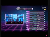 VK181111 What are the TOP10 Songs in 2nd week of November ep.595 @ M!Countdown