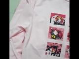 Футболка+Рубашка Kawaii Sailor Moon