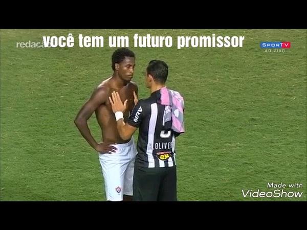 Veja oque Ricardo Oliveira falou com Denilson do vitória