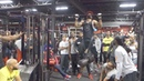 Weighted Pull ups Competition Blaq Ninja's Last Man Standing