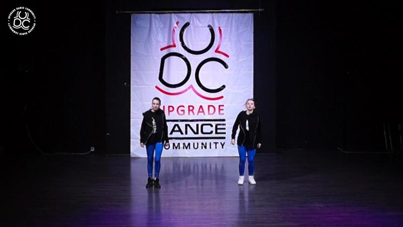 UpGrade Competition 3 Best Duo Choreography Даша Андреева и Настя Шацкая