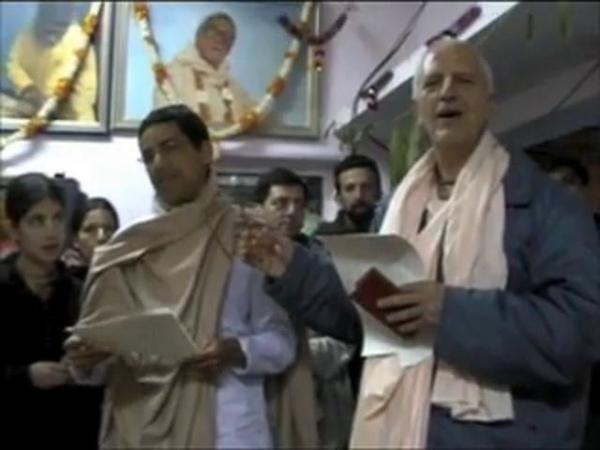Las Mañanitas Jay Srila B.S. Govinda Dev Goswami Maharaja