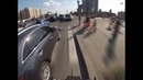 From the suburbs to the center of Saint Petersburg for 1 hour on the bike