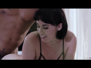 Olive glass | blacked | hd, interracial, doggystyle, big tits, sexy brunette | страстный, межрасовый секс c брюнеткой