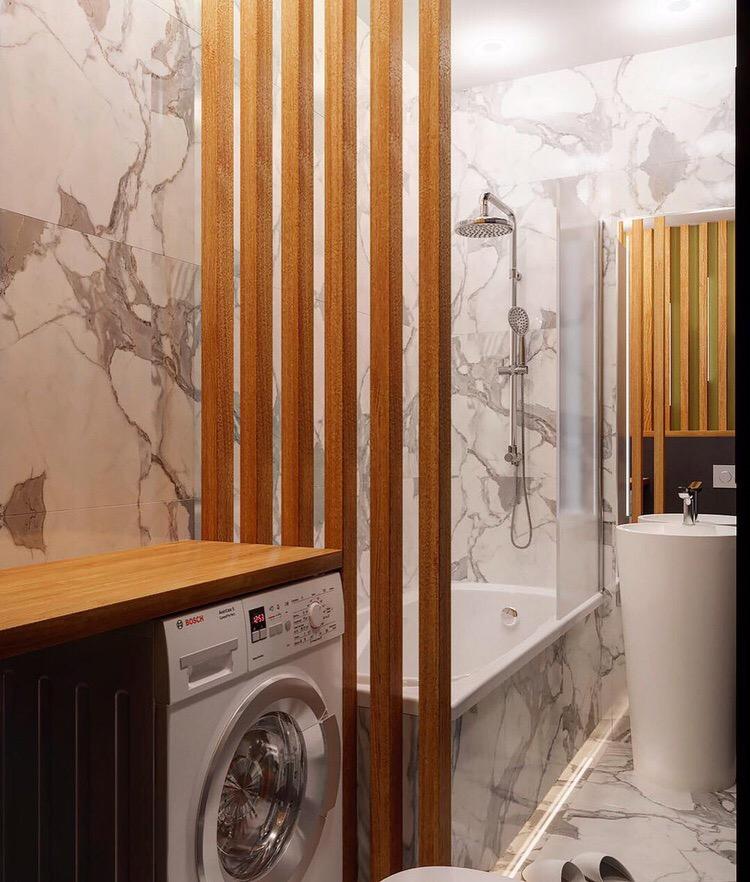 Дизайнерский проект однокомнатной квартиры в Томске