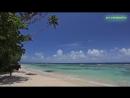 Красивые виды на море с музыка...