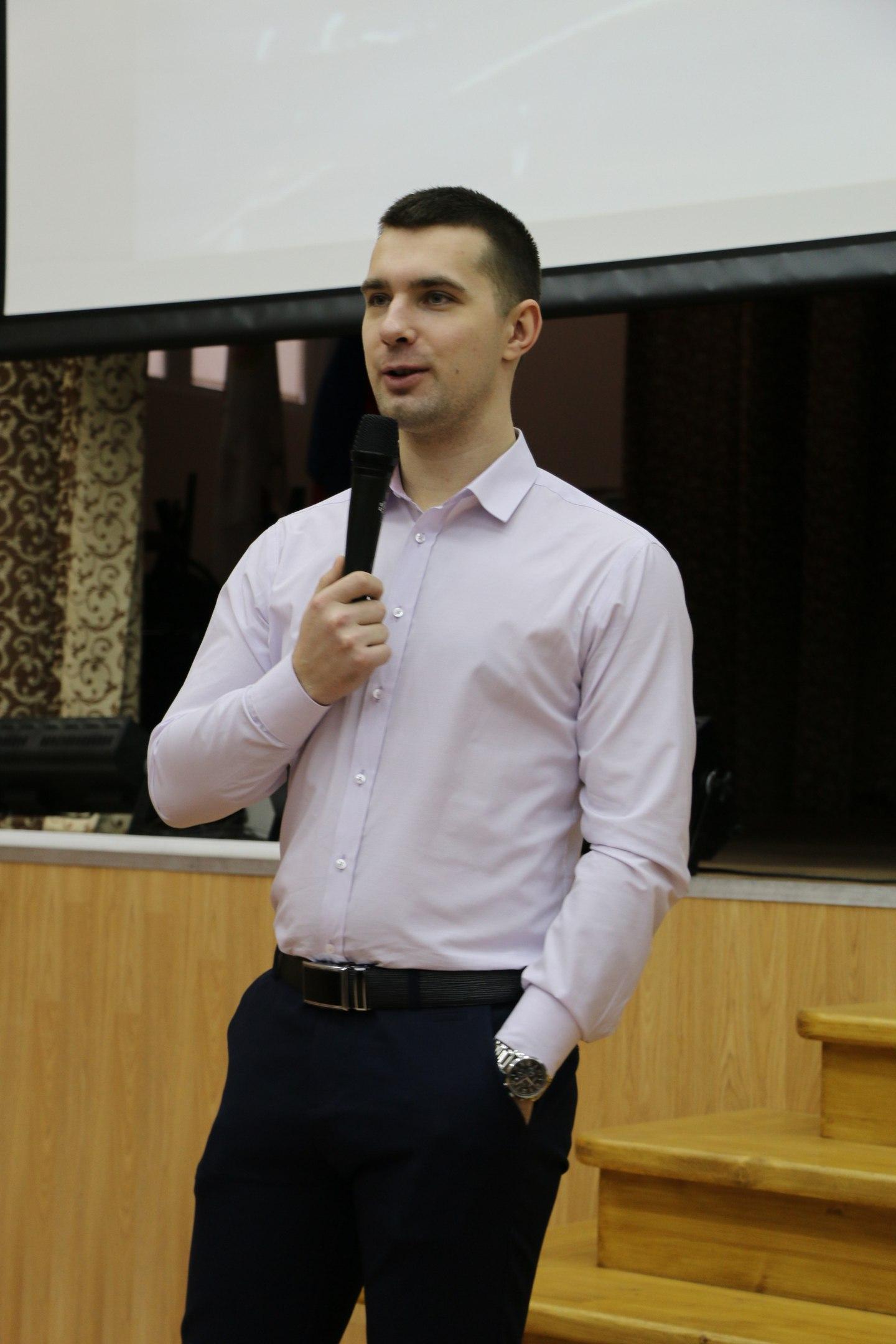 Встреча с Советником руководителя Администрации губернатора Московской области