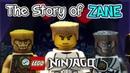 Lego Ninjago: The Story of ZANE