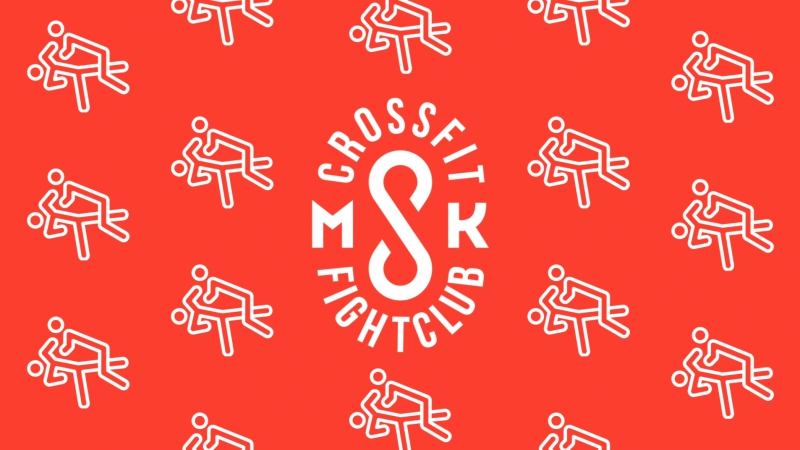 Тренировки по джиу-джитсу с тренером Али Магомедовым|MSK CrossFit Fight Club
