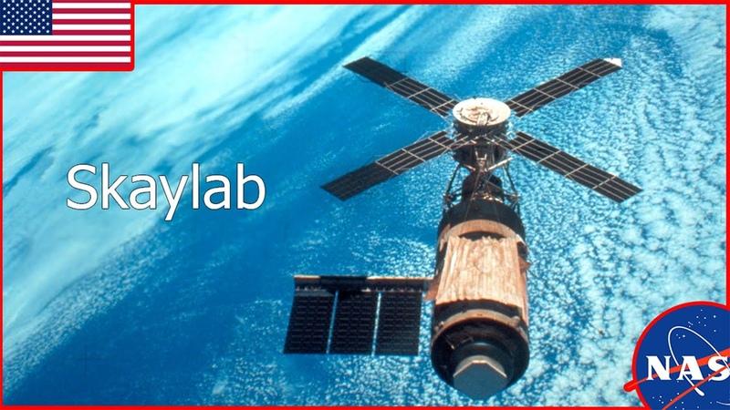Skylab(Skylab-2) launch. Skylab fix in open space (KSP RSS RO)
